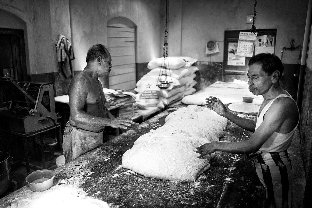 sri lanka - the baker